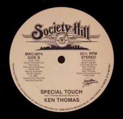 Ken Thomas - Special Touch