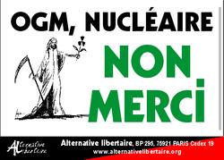 OGM, Nucléaire