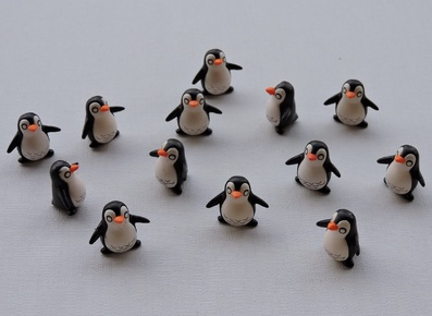 Pingouin miniature