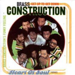 Brass Construction - Get Up To Get Down - Complete CD