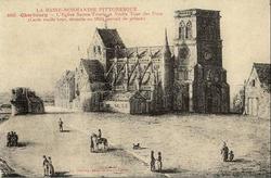 LES REMPARTS DE CHERBOURG (Manche)