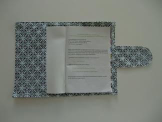 Tuto : Un protège carnet de santé