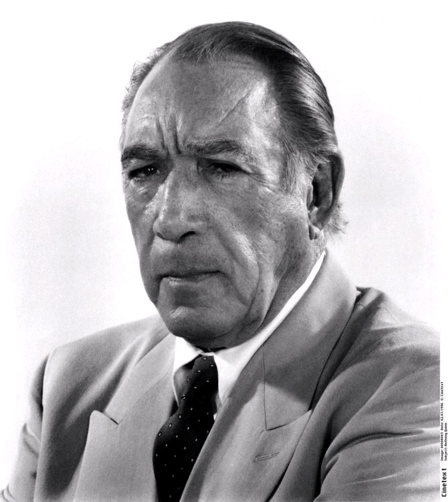 Anthony Quinn - Images Gallery
