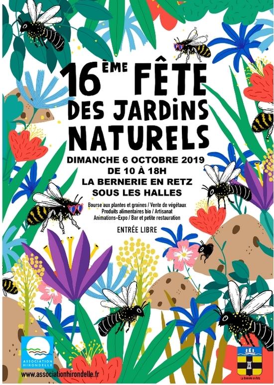 Fete jardin Naturel 2019