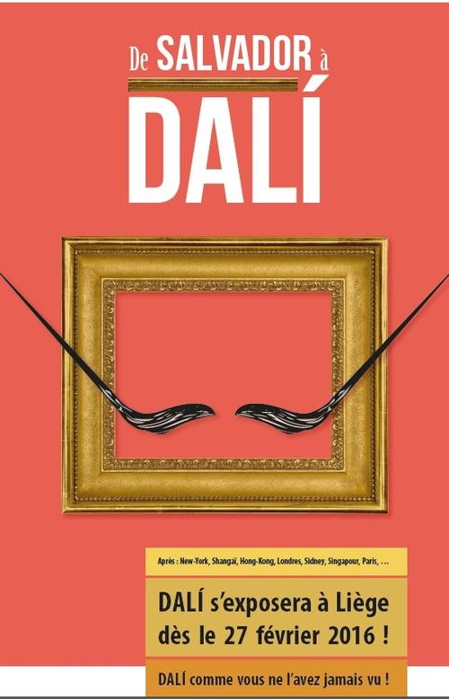 Dali s'expose à Liège