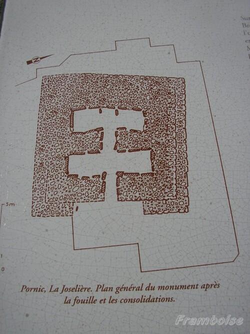 Dolmen de la Joselière à Pornic