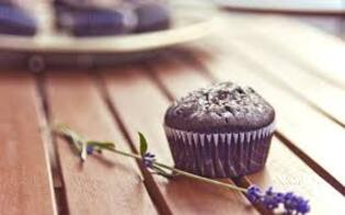 Muffins Pomme – Lavande