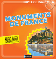Les concentrés: Monuments de France