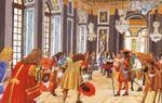 La cour de Louis XIV: les gardes - 1682-1715