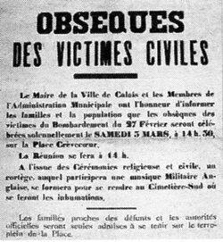 Bombardement du 27 février 1945
