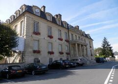 Mairie de Wiarmes (Val d'Oise)