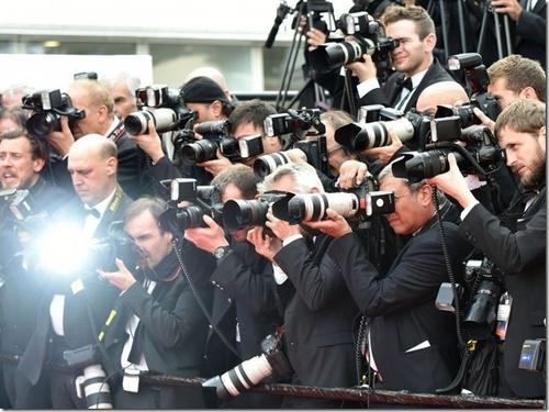 Cannes en mai...