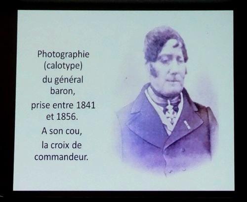 Le baron Claude Testot-Ferry , aide de camp du Maréchal Marmont, une conférence de Françoise Villaume
