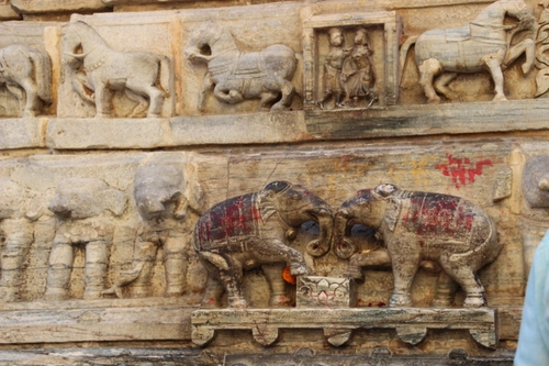 Udaipur, Jagdish temple vihnouïte