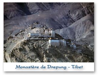 """Résultat de recherche d'images pour """"Monastère de Drépung"""""""