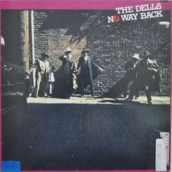 The Dells - No Way Back - Complete LP