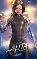 Affiche Alita: Battle Angel