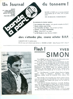 JOURNAL N°32 septembre 1967