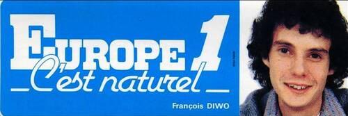 """25 avril 1979 : """"Chlorophylle"""" sur Europe 1 : Un peu d'air pur, et hop !"""