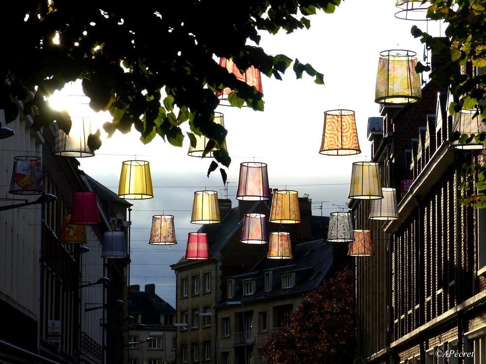 Amiens, début novembre