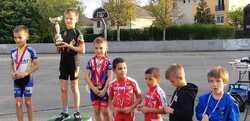 Challenge Régional à Brétigny le dimanche 14 octobre 2018 :