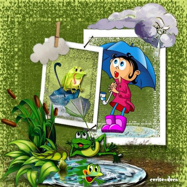 2 gifs pluie pour lke défi d'anastasia