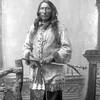 Long Feather. Dakota. 1880s. Photo by D.F. Barry