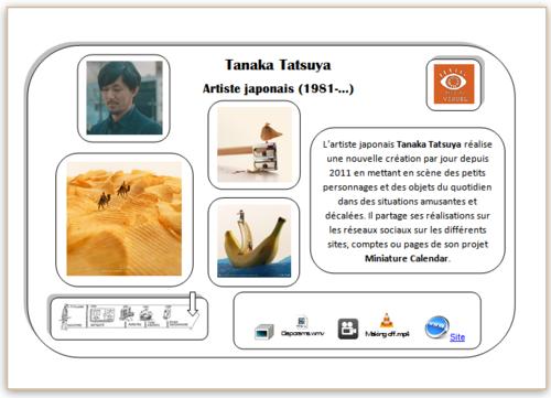 Carte Hda Tanaka Tatsuya
