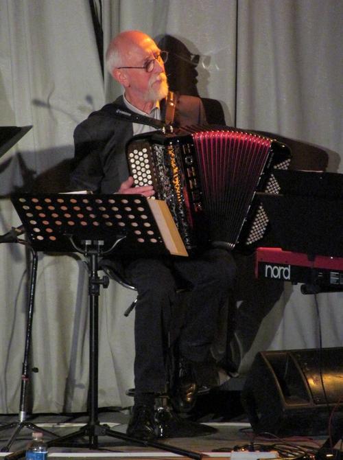 René Daudan a enchanté le public au Vox de Laignes