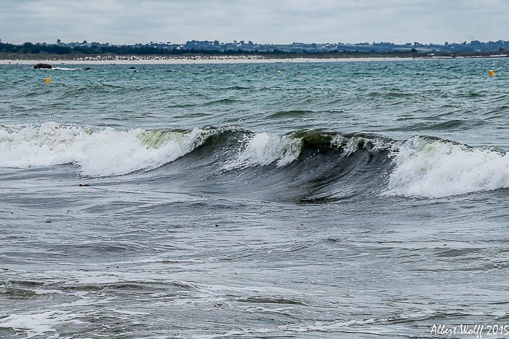 BZH 2015 - Plouescat - De  vagues en  vagues