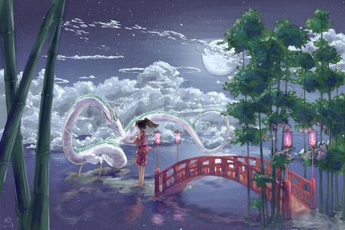 Fanart de Chihiro