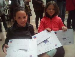 Trois classes lauréates au concours de la ligue contre le Cancer