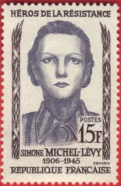 Simone Michel-Levy