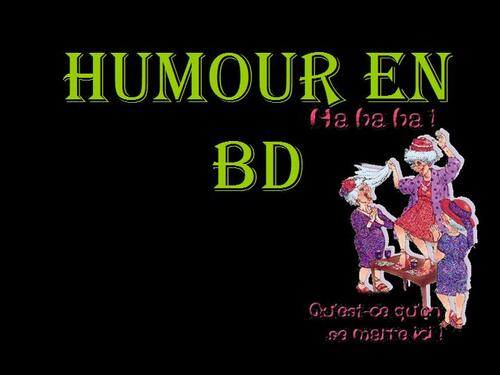 HUMOURS BD