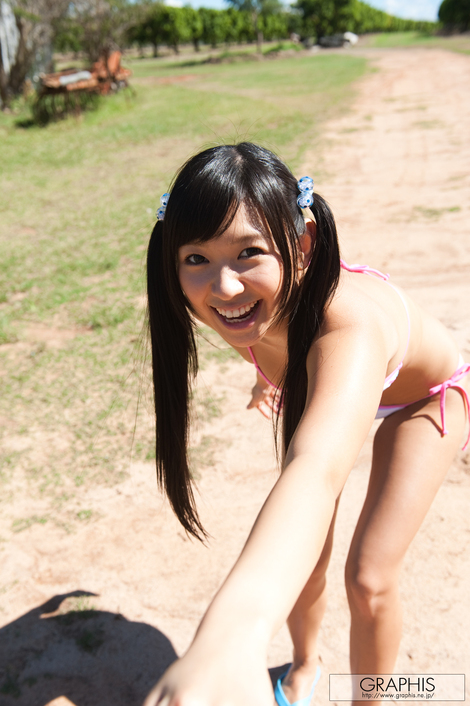 "WEB Gravure : ( [Graphis] - | Gals - Special Contents / GRAPHIS GIRLS - Special Gallery vol.02 | Nana Ogura/小倉奈々 : Special location Australia ""2day Mango Farm"" )"
