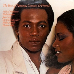 Norman Connors - The Best Of Norman Connors & Friends - Complete LP
