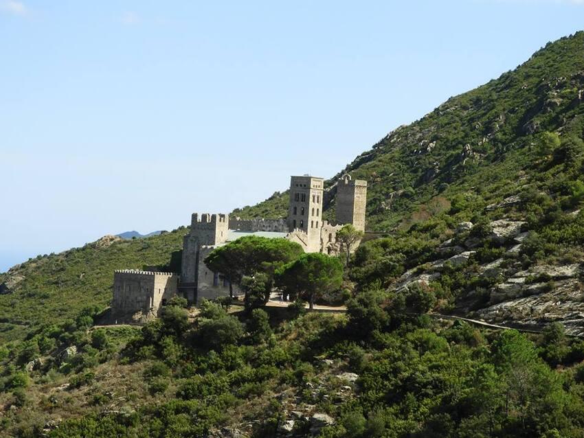 Le monastère de Sant Pere de Rodes