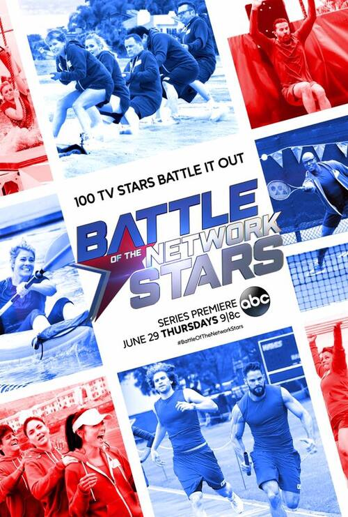 29 juin 2017:Donna Mills dans une nouvelle version de Battle of Network Stars.