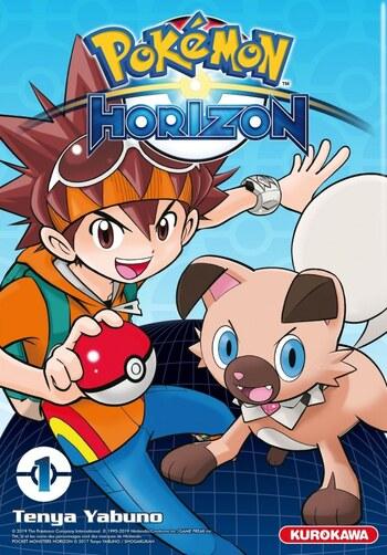 Un Nouveau Manga Pokémon Annoncé chez Kurokawa Pokémon Horizon
