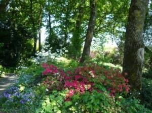 Giroussens - Jardin des Martels