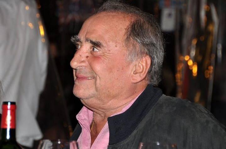 Claude Brasseur à Deauville 2011