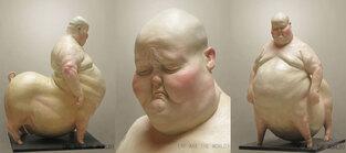 LIU XUE - Ces sculptures hybrides