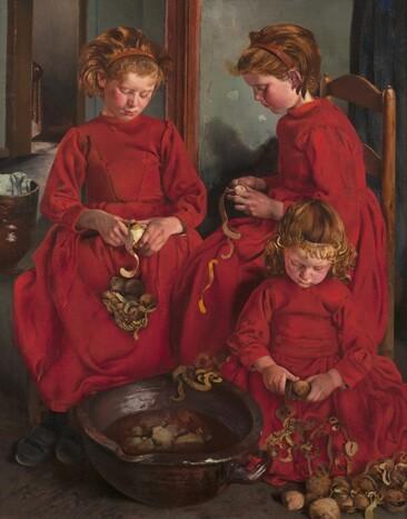 11- Portraits de 3 soeurs, suite