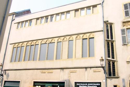 Hotel de Heu 19 rue de la Fontaine