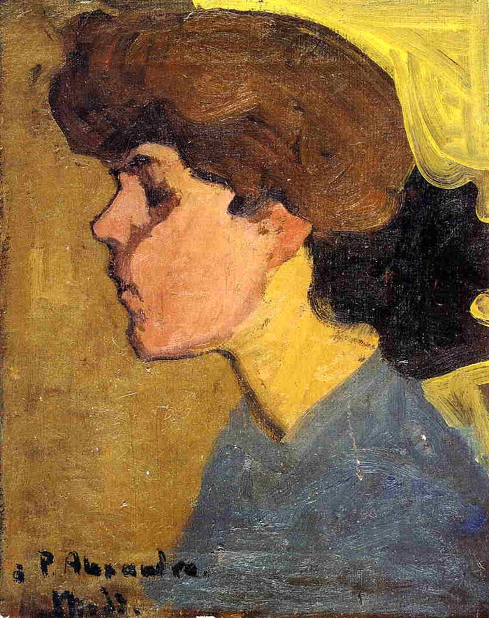1.Modigliani.On l'appelait Dedo!