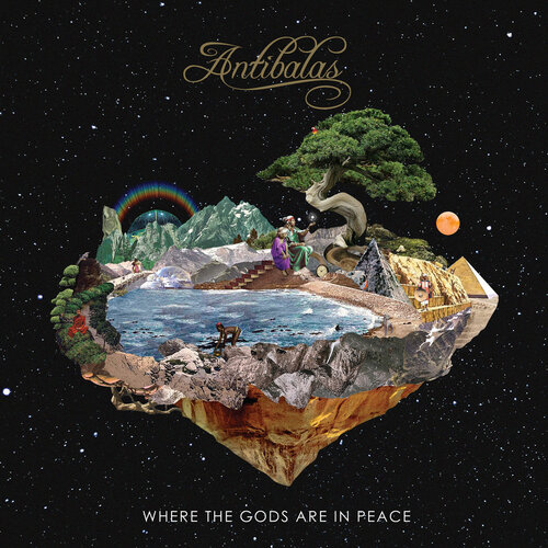 Antibalas - Where The Gods Are In Peace (2017) [Afrobeat]