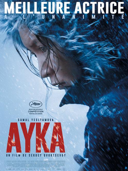AYKA, affiche