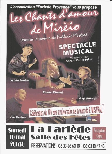 Affiche Mireille
