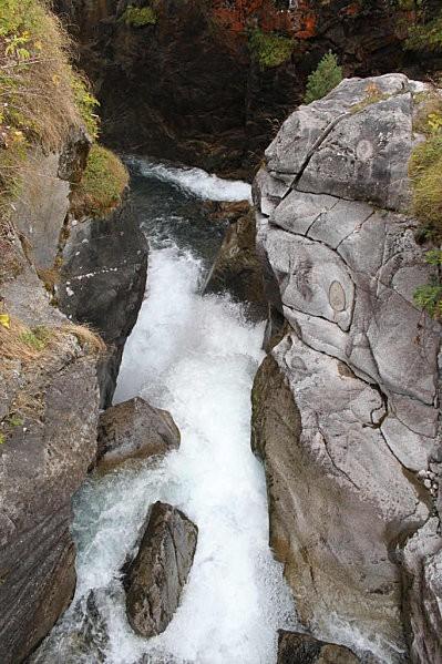 cascade au pont d'espagne1