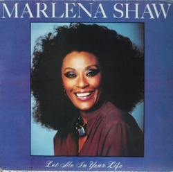 Marlena Shaw - Let Me In Your Life - Complete LP
